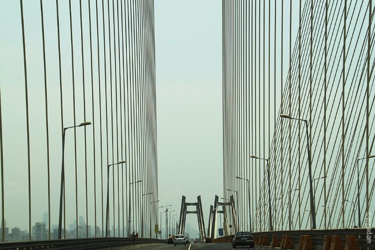 Bandra - Worli Sea Link