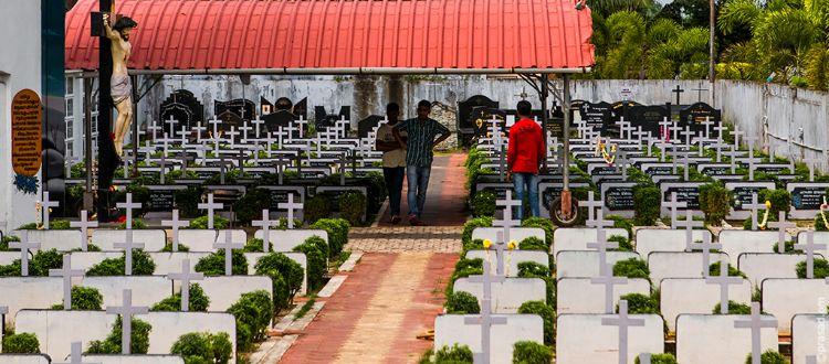 Christian Cemetery, Kochi