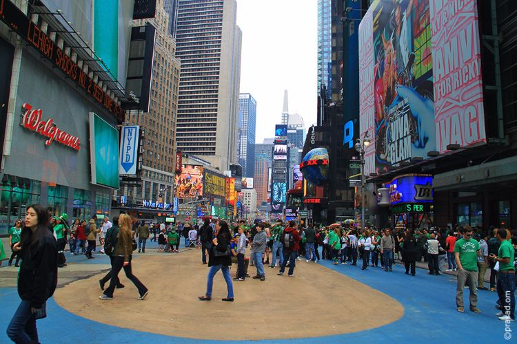 Time Square NY