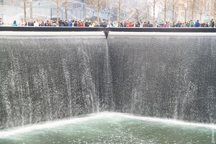 World Trade Center Memorial NY