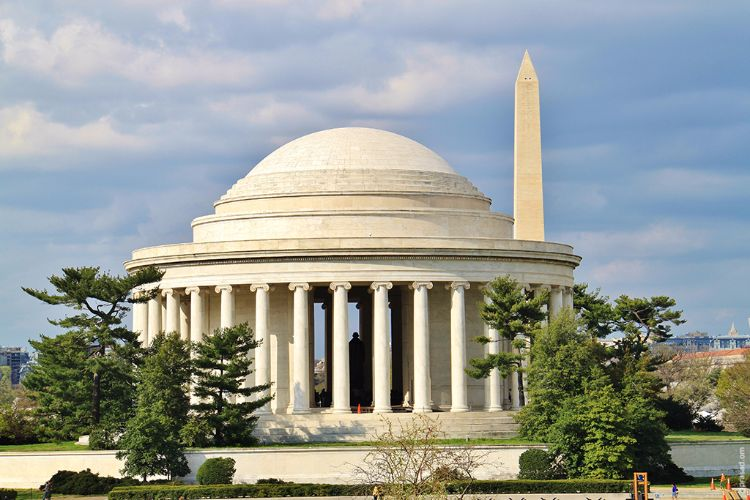 Thomas Jefferson Memorial Washington