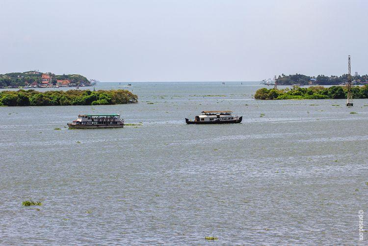 Marine Drive Kochi