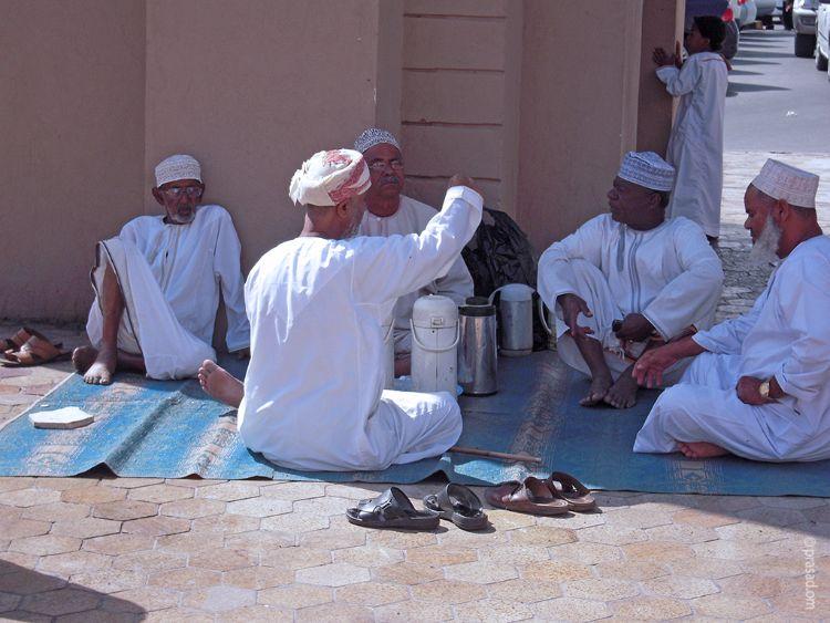Muttrah, Oman