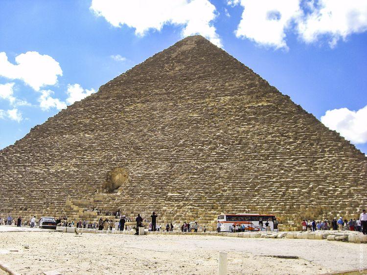 Pyiramid of Egypt