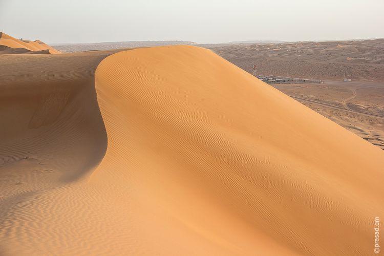 Sharqiya sands.