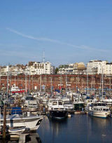 Boats in Ramsgate Harbour Code BRH