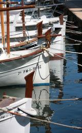 Boats at Porto Petro Code BPP