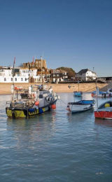 Broadstairs Harbour Code BRH