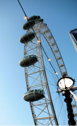 The London Eye Code TLE