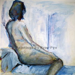 Reverie - Seated Woman
