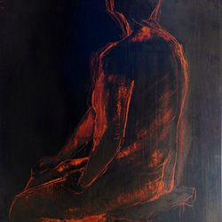 Solitary Man - SOLD