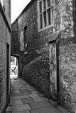 Secret alley way