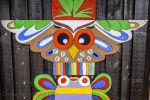 Shipley Park Totem