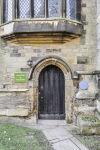 Southwell Minster Door