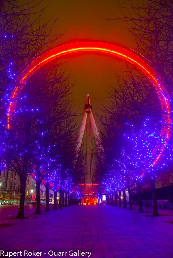 8 Minutes of Love at the London Eye