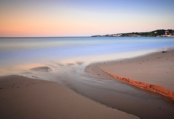 A Tranquil Morning, Swanage Bay