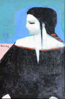Antoinette in Black