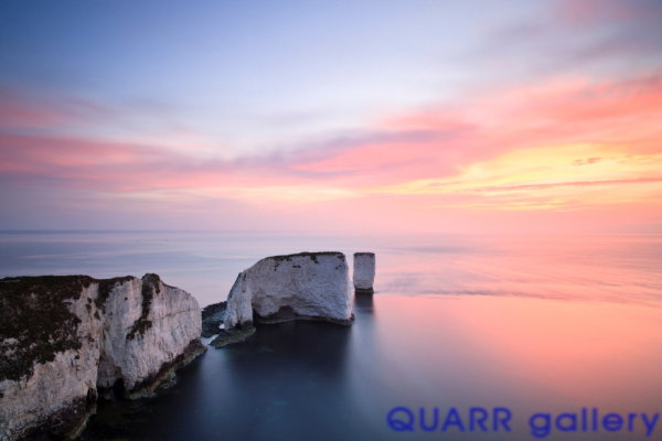 Daybreak, Old Harry Rocks