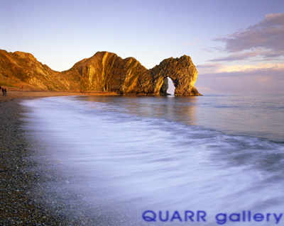 Evening sun, Durdle Door 1