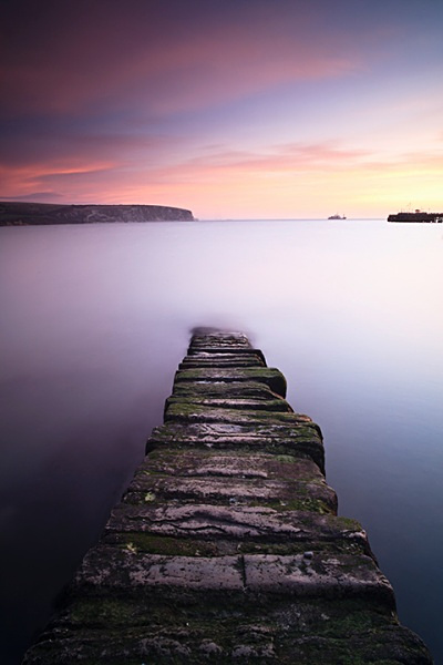 First Light, Swanage Bay