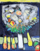 Flowers and Pears SOLD