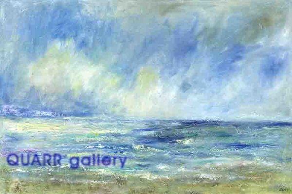 Light on the Waves, Studland SOLD