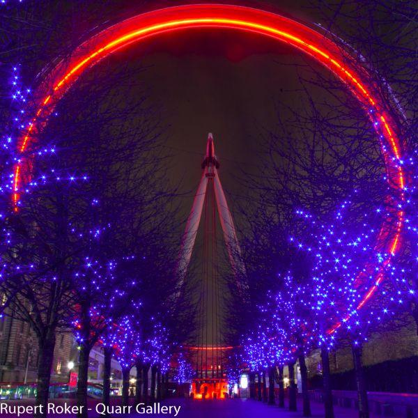 London Eye, Love Square
