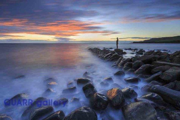 Last Man Standing, Kimmeridge Bay