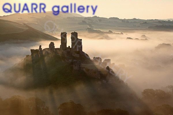 Shadows, Corfe Castle