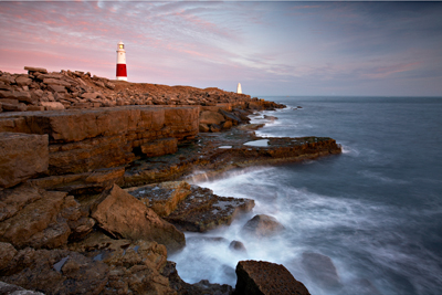 Summer's End, Portland Bill Lighthouse No 2