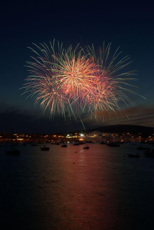 Summer Fireworks, Swanage 2