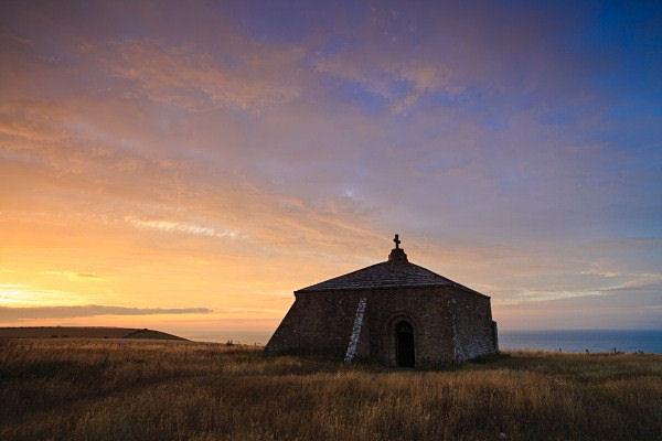 Summer Sunrise, St Aldhams Chapel 2