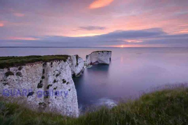 Sunrise, Old Harry Rocks