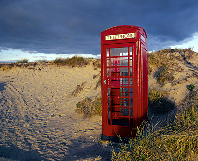 The Phone Box, Shell Bay