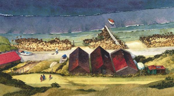 Kimmerdige Shore 2