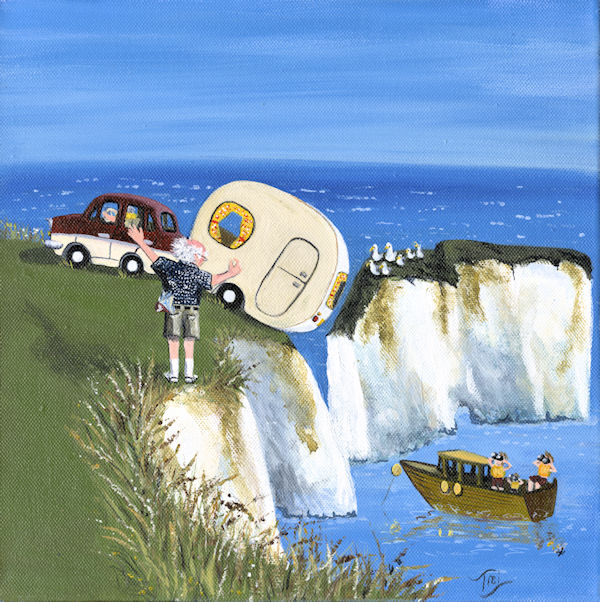 Cliffhanger SOLD