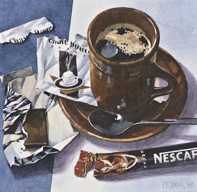 Coffee and Ephemera