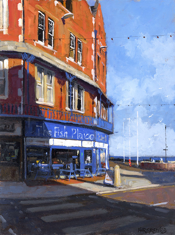 The Chippy, Swanage SOLD