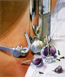 Garlic and Reflections