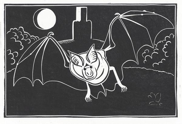 Greater Horseshoe Bat, Horton