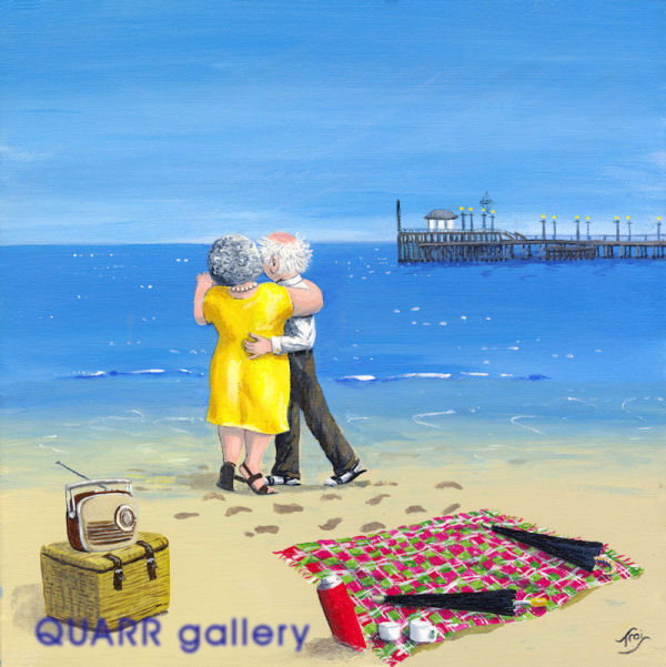 We Saved a Dance for Swanage SOLD