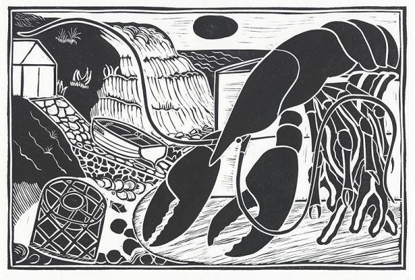 Lobster, Osmington Mills