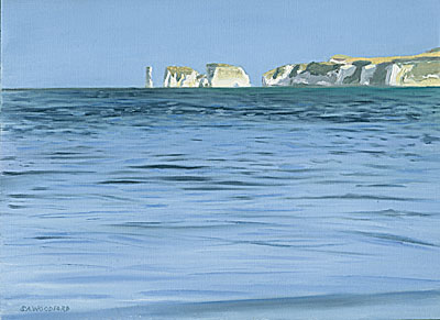 Old Harry from Studland 2