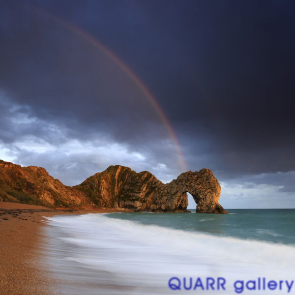 Rainbow, Durdle Door