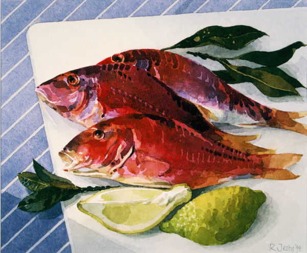 Red Mullet SOLD OUT
