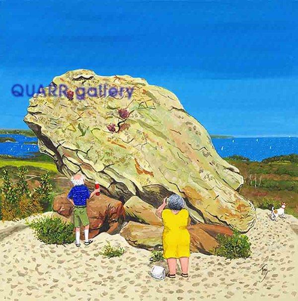 Seaside Rock