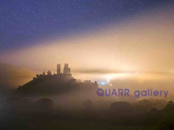 Starry Night, Corfe Castle 2