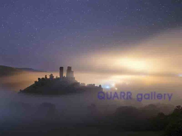 Starry Night, Corfe Castle