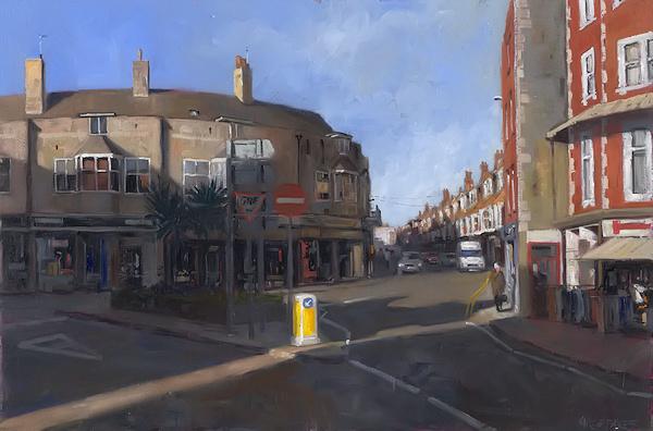 Swanage High Street