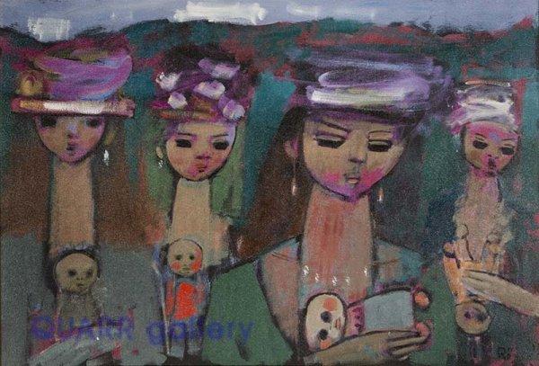 Village Dolls